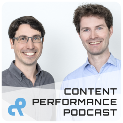 Content Performance Podcast Logo